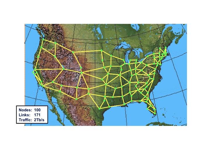 Leon McCaughan Research Group UW Department Of Electrical - Us fiber optic map
